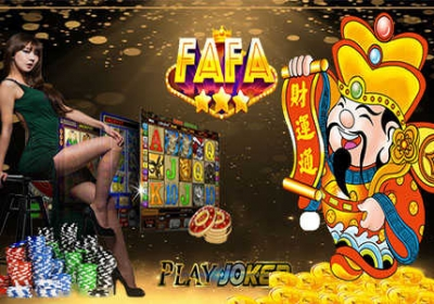 Login Fafaslot Dan Mainkan Game Bersama PlayJoker303